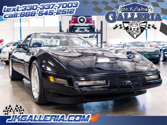 1991 Chevrolet Corvette (CC-1311175) for sale in Salem, Ohio