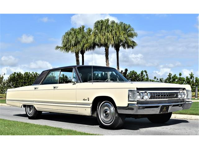1967 Chrysler Imperial Crown (CC-1311182) for sale in Lakeland, Florida