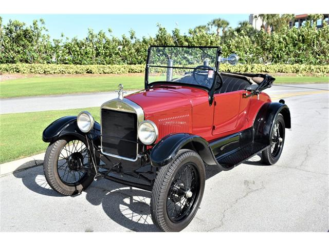 1927 Ford Model T (CC-1311183) for sale in Lakeland, Florida