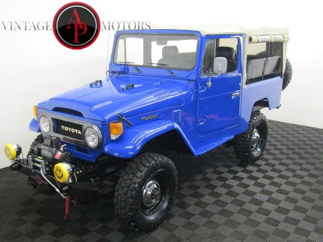 1978 Toyota Land Cruiser FJ (CC-1310119) for sale in Statesville, North Carolina