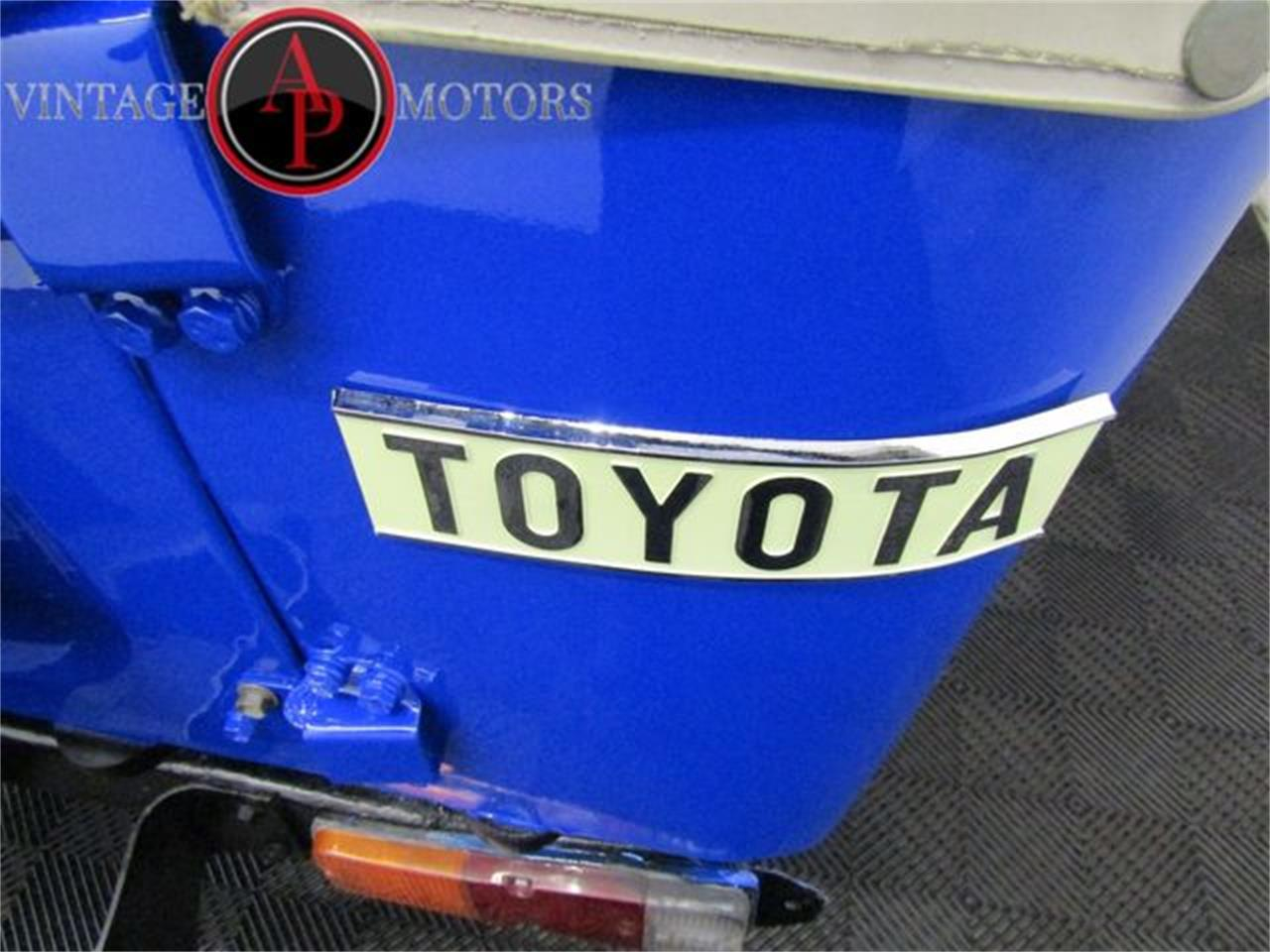 1978 Toyota Land Cruiser FJ (CC-1310119) for sale in Statesville, North Carolina