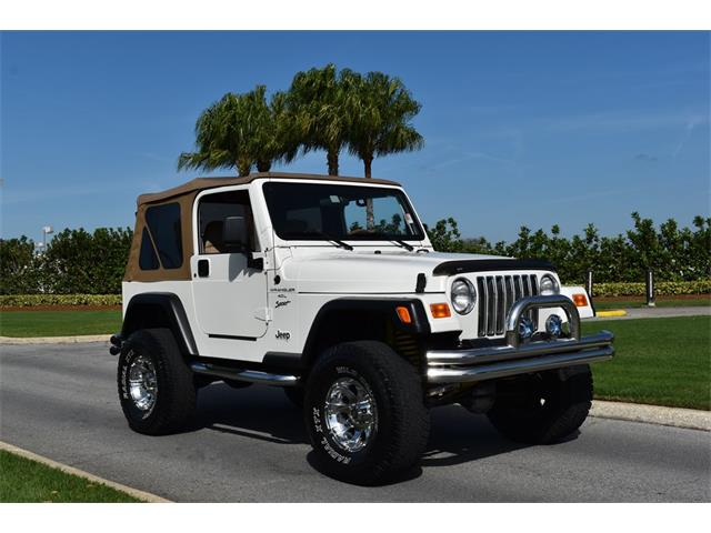 2001 Jeep Wrangler (CC-1311190) for sale in Lakeland, Florida