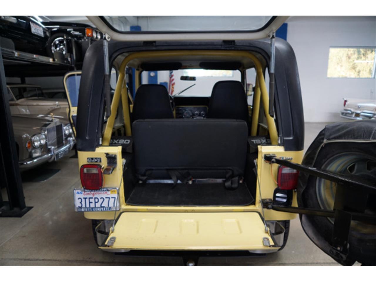 1984 Jeep CJ7 (CC-1311200) for sale in Torrance, California