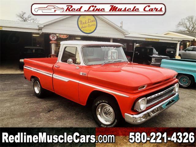 1965 Chevrolet Custom (CC-1311238) for sale in Wilson, Oklahoma