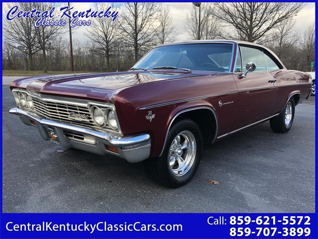 1966 Chevrolet Impala (CC-1311244) for sale in Paris , Kentucky