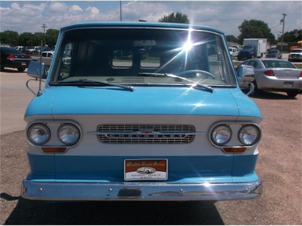 1963 Chevrolet Corvair 95 (CC-1311254) for sale in Hastings, Nebraska