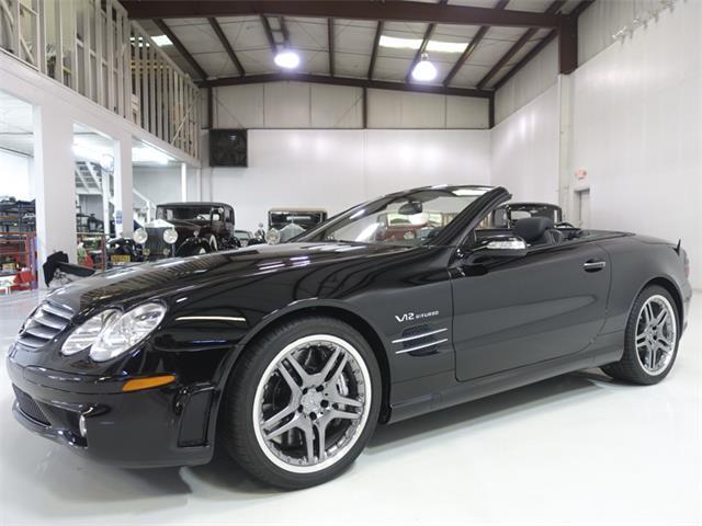 2006 Mercedes-Benz SL65 (CC-1311255) for sale in Saint Louis, Missouri