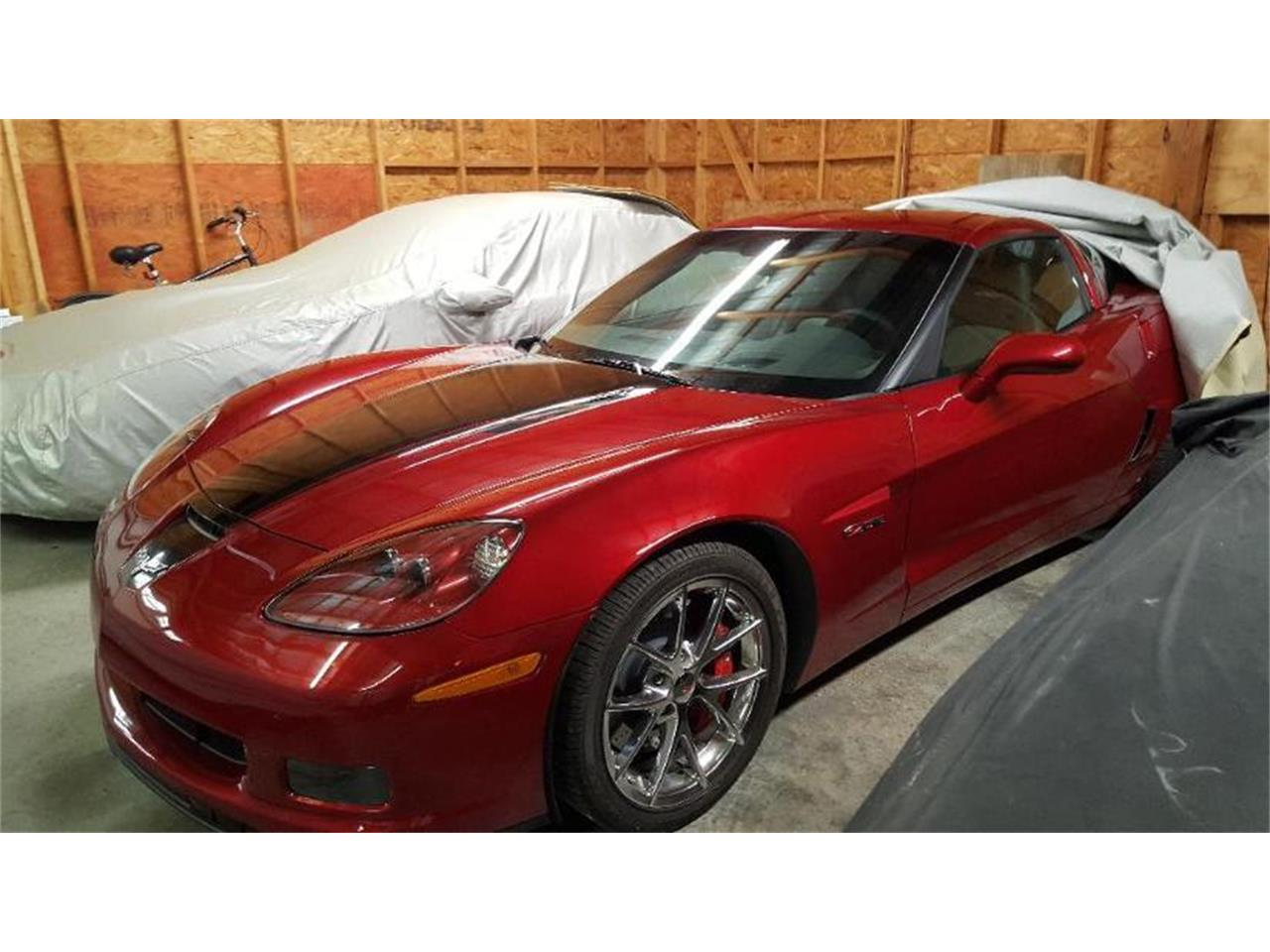2008 Chevrolet Corvette Z06 (CC-1311278) for sale in Biscoe, North Carolina