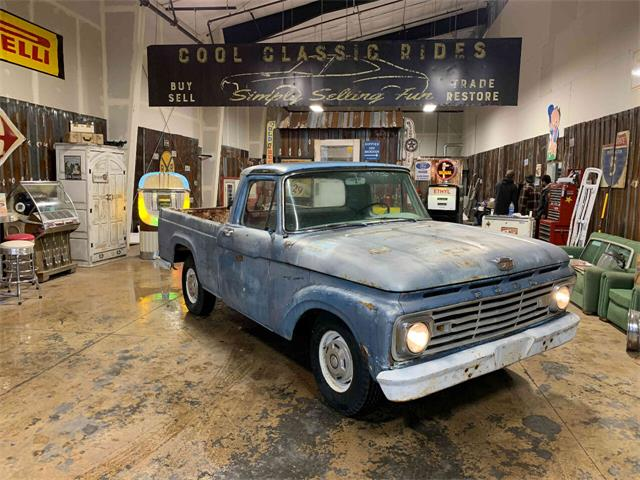 1963 Ford F100 (CC-1310130) for sale in Redmond, Oregon