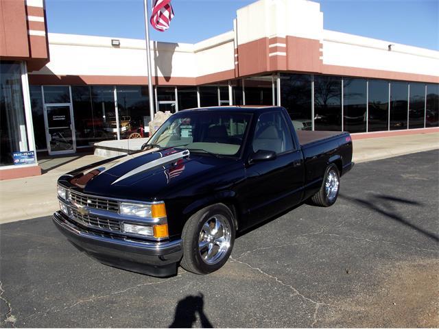 1993 Chevrolet 1/2-Ton Shortbox (CC-1311317) for sale in wichita Falls, Texas