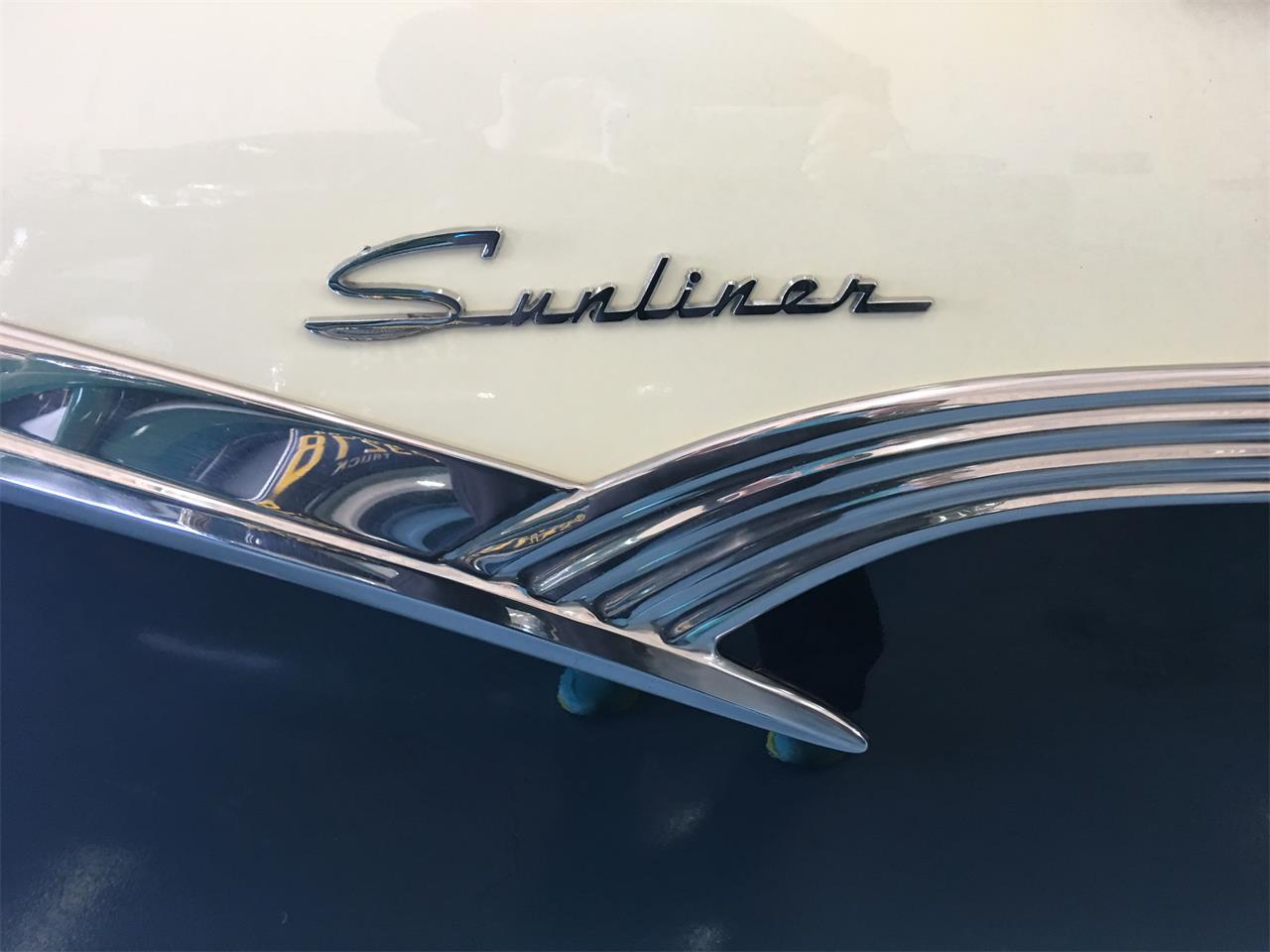 1956 Ford Fairlane Sunliner (CC-1311318) for sale in WEATHERFORD, Texas