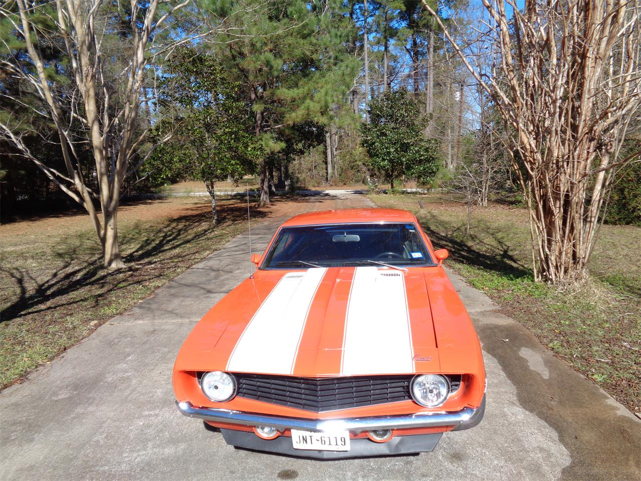 1969 Chevrolet Camaro RS Z28 (CC-1311328) for sale in Woodville, Texas