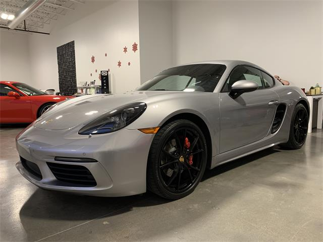 2017 Porsche Cayman (CC-1311386) for sale in Salt Lake City, Utah