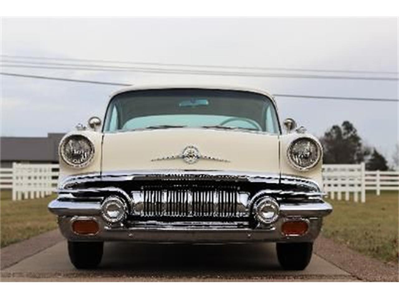 1957 Pontiac Star Chief (CC-1310014) for sale in Cadillac, Michigan