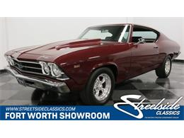 1969 Chevrolet Chevelle (CC-1311403) for sale in Ft Worth, Texas