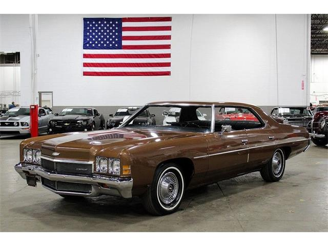 1972 Chevrolet Impala (CC-1311410) for sale in Kentwood, Michigan