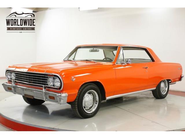 1965 Chevrolet Malibu (CC-1311445) for sale in Denver , Colorado