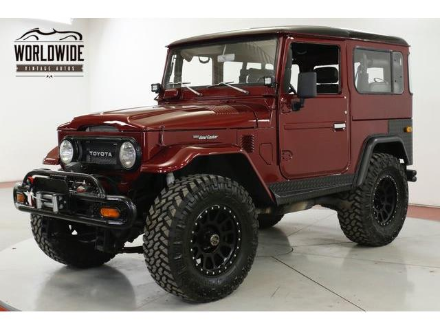 1977 Toyota Land Cruiser FJ (CC-1311449) for sale in Denver , Colorado