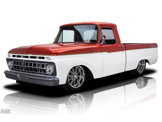 1965 Ford F100 (CC-1311457) for sale in Charlotte, North Carolina