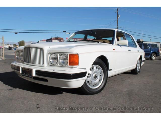 1997 Bentley Brooklands (CC-1310146) for sale in Las Vegas, Nevada