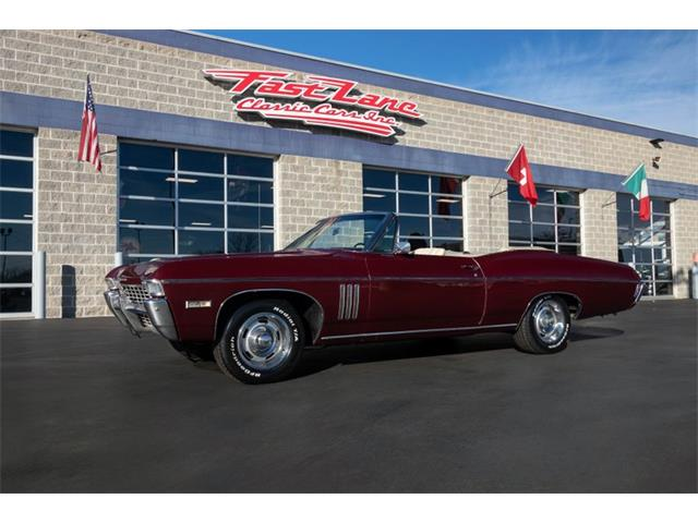 1968 Chevrolet Impala (CC-1311462) for sale in St. Charles, Missouri