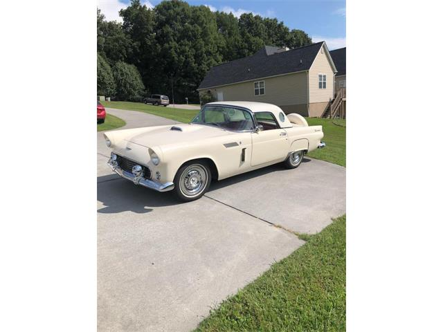 1956 Ford Thunderbird (CC-1311464) for sale in West Pittston, Pennsylvania