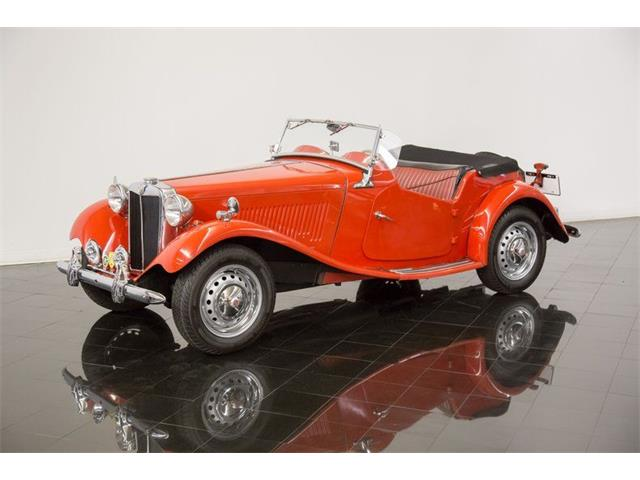 1953 MG TD (CC-1311487) for sale in St. Louis, Missouri