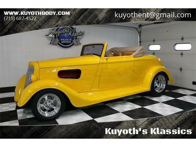 1934 Dodge Custom (CC-1311495) for sale in Stratford, Wisconsin