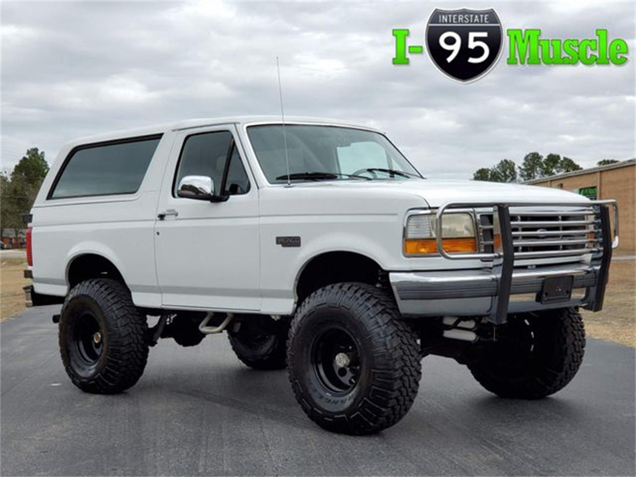 1994 ford bronco for sale classiccars com cc 1311497 1994 ford bronco for sale classiccars