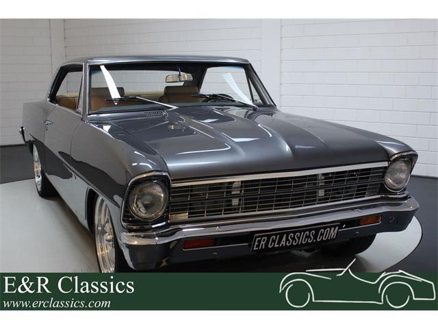 1966 Chevrolet Nova (CC-1310150) for sale in Waalwijk, Noord-Brabant