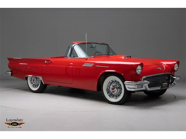 1957 Ford Thunderbird (CC-1311504) for sale in Halton Hills, Ontario