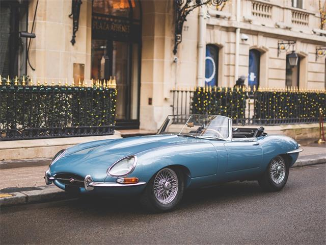 1962 Jaguar E-Type (CC-1311510) for sale in Paris, France
