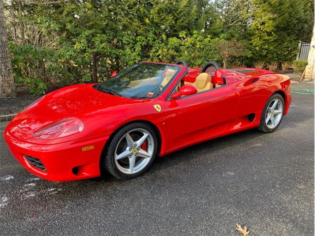 2002 Ferrari 360 (CC-1311512) for sale in West Babylon, New York