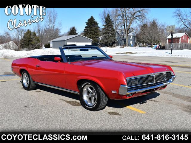 1969 Mercury Cougar (CC-1311513) for sale in Greene, Iowa