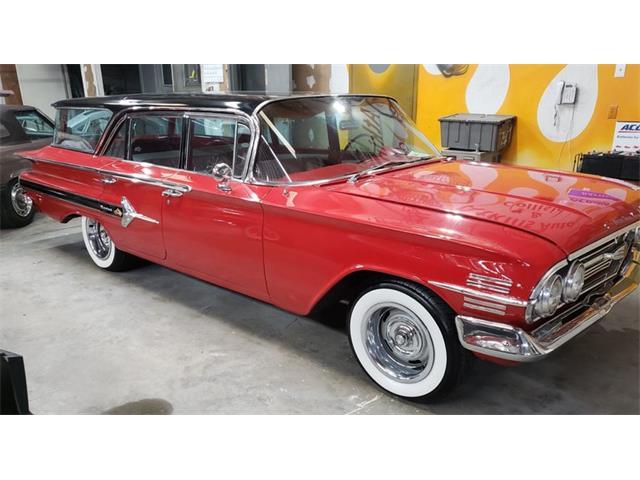 1960 Chevrolet Impala (CC-1311527) for sale in Greensboro, North Carolina