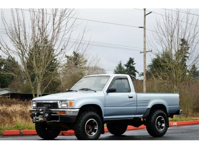 1991 Toyota Pickup (CC-1311538) for sale in Cadillac, Michigan