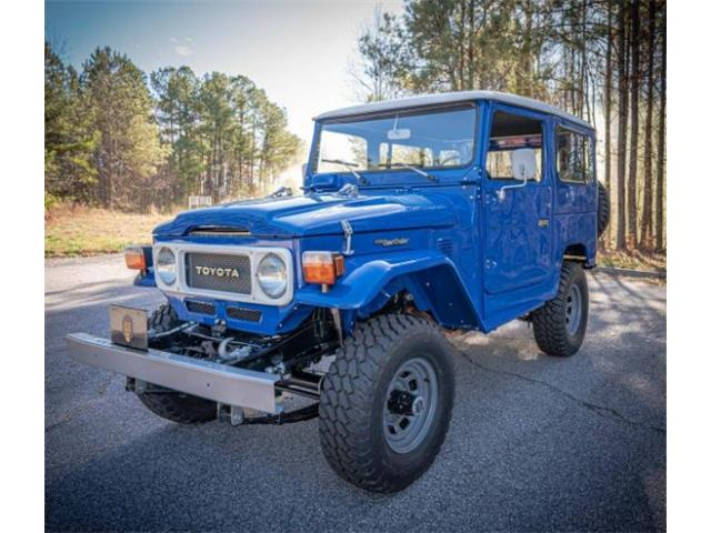 1981 Toyota Land Cruiser FJ40 (CC-1311542) for sale in Cadillac, Michigan