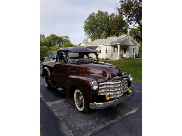 1952 Chevrolet 3100 (CC-1311543) for sale in Cadillac, Michigan