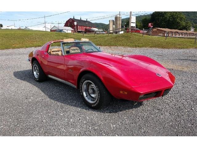 1973 Chevrolet Corvette (CC-1311548) for sale in Cadillac, Michigan