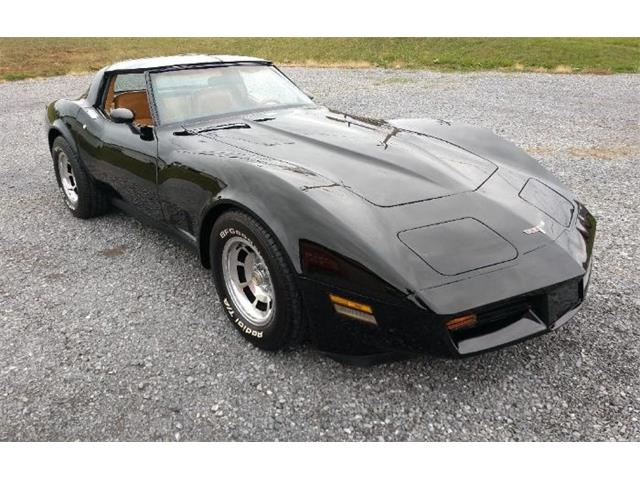 1981 Chevrolet Corvette (CC-1311552) for sale in Cadillac, Michigan