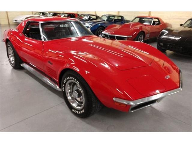 1971 Chevrolet Corvette (CC-1311555) for sale in Cadillac, Michigan