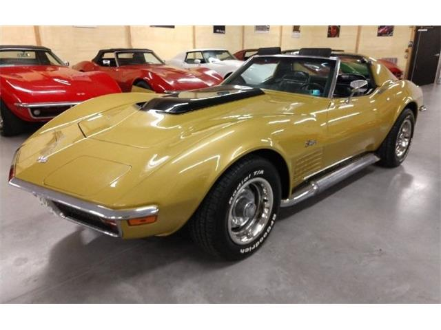 1972 Chevrolet Corvette (CC-1311558) for sale in Cadillac, Michigan