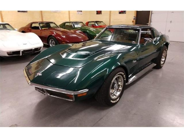 1972 Chevrolet Corvette (CC-1311559) for sale in Cadillac, Michigan