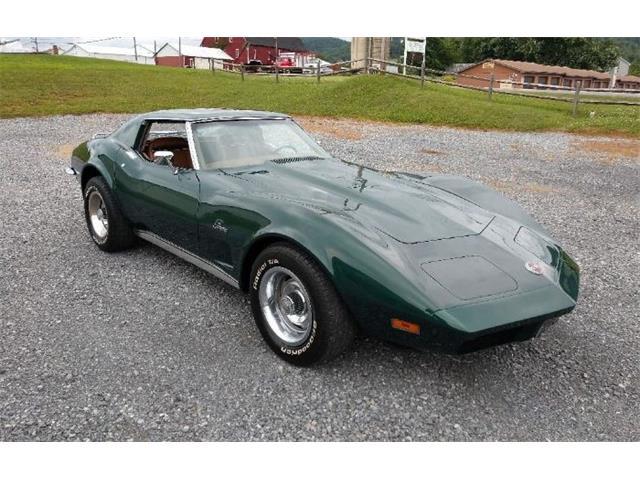1973 Chevrolet Corvette (CC-1311560) for sale in Cadillac, Michigan