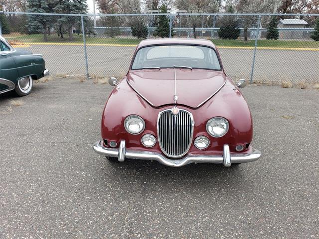 1962 Jaguar Mark II (CC-1311566) for sale in Ham Lake, Minnesota