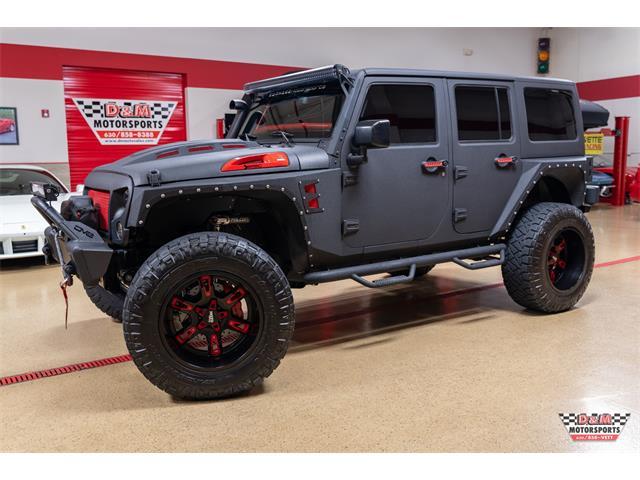 2017 Jeep Wrangler (CC-1311568) for sale in Glen Ellyn, Illinois