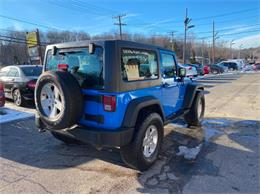 2011 Jeep Wrangler (CC-1311578) for sale in Waterbury, Connecticut