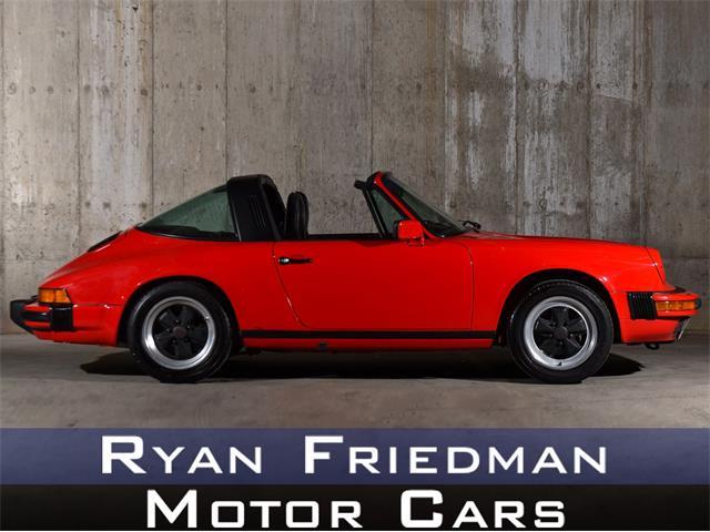 1986 Porsche 911 (CC-1311584) for sale in Valley Stream, New York