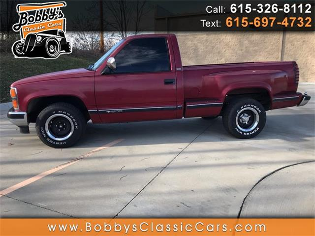 1991 Chevrolet C/K 1500 (CC-1311587) for sale in Dickson, Tennessee