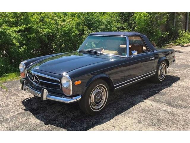 1970 Mercedes-Benz 280SL (CC-1311592) for sale in St Louis, Missouri